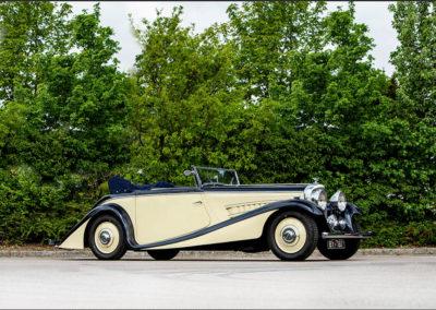 1935 Bentley 3½ Litre Drophead Coupé
