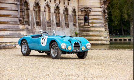 Chantilly : Bonhams cartonne avec une Gordini 15S de 1935