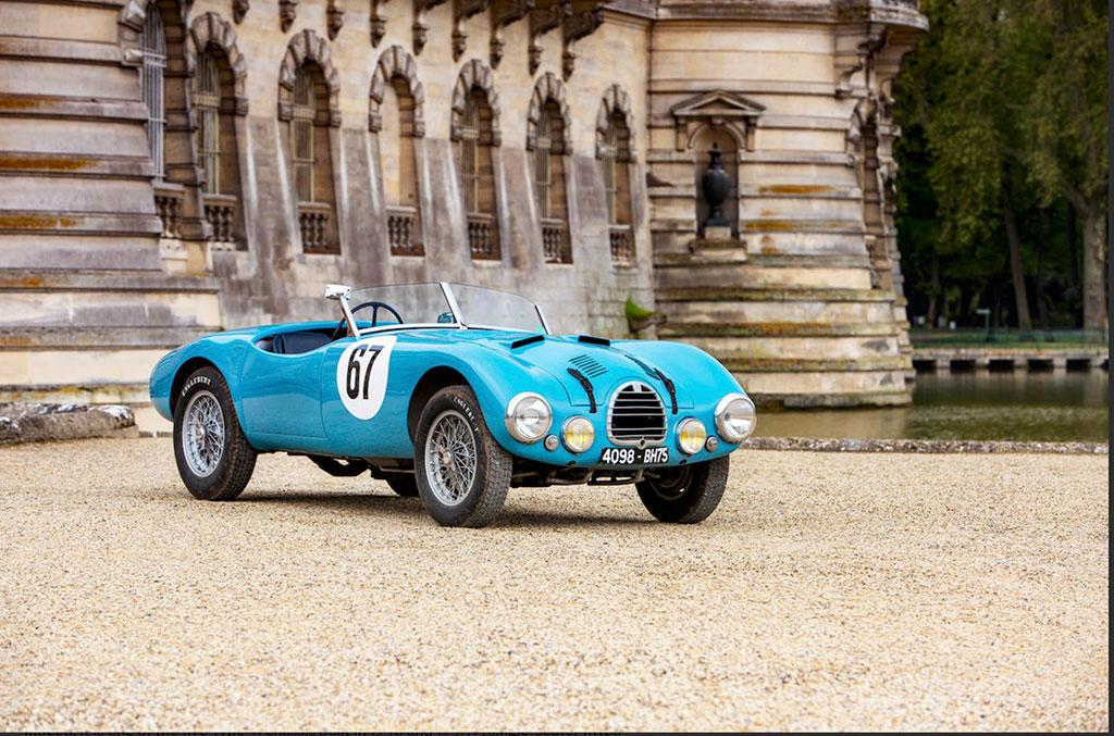 1952 Gordini Type 15S – CHF 770 661 – Chantilly Bonhams