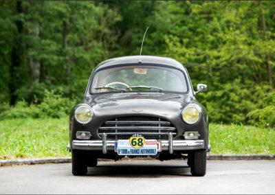 1954 Salmson 2300 Sport Coupé