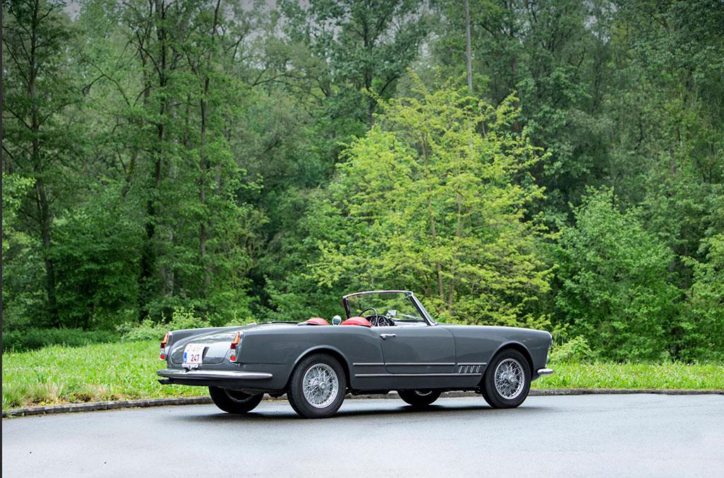 1959 Alfa Romeo 2000 Spider Touring