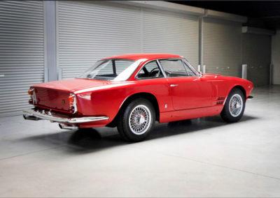 1964 Maserati Sebring Series I Coupé Vignale