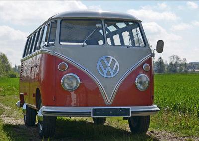 1965 Volkswagen Type 2 T1 Samba 21 Window Microbus