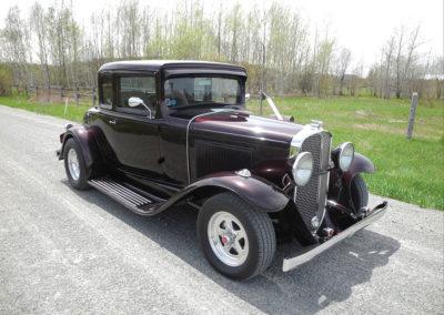 1931 Pontiac Coupe Custom - $ 39 000-$ 45 000