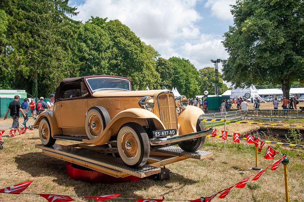 1933 Citroën Rosalie 15 Jean Daninos