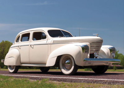 1939 Graham Sharknose - $ 30 000-$ 35 000