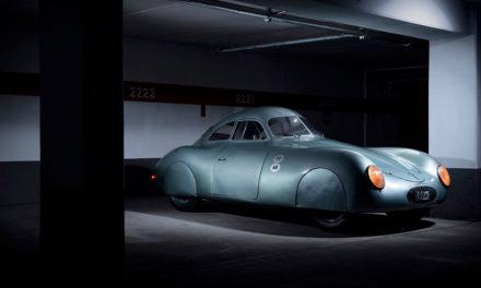 Porsche Type 64 : erreur humaine ou bug informatique à 70 millions de dollars