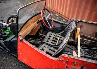 1947 Morgan F4 Roadster