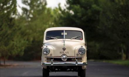 La Crosley CD : voiture populaire américaine