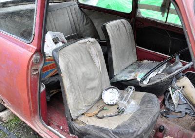 1959 Morris Mini Saloon