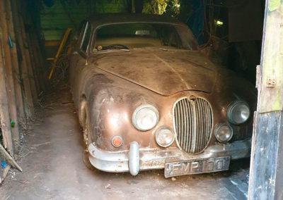 1961 Jaguar Mark 2 3.8-Litre