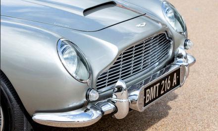 Aston Martin : 3 modèles exceptionnels à Monterey chez RM Sotheby's
