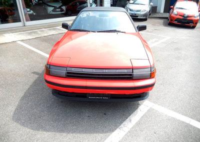 1988 Toyota 2000 vue avant