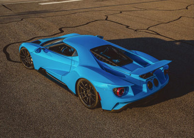 2017 Ford-GT - $ 1 200 000 - $ 1 500 000