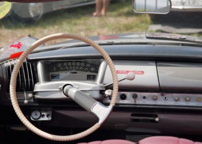 Citroën DS 21 Cabriolet intérieur