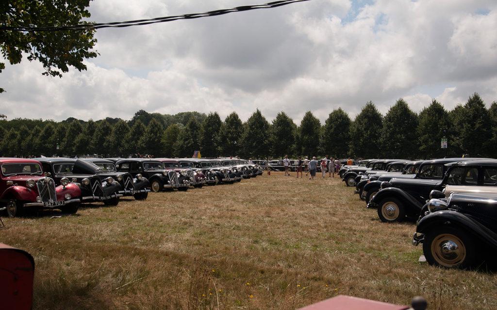Citroën : rassemblement de collectionneurs et de passionnés