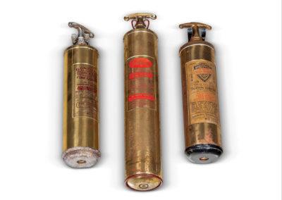 Vintage Automobile Fire Extinguishers - $ 100-$ 150