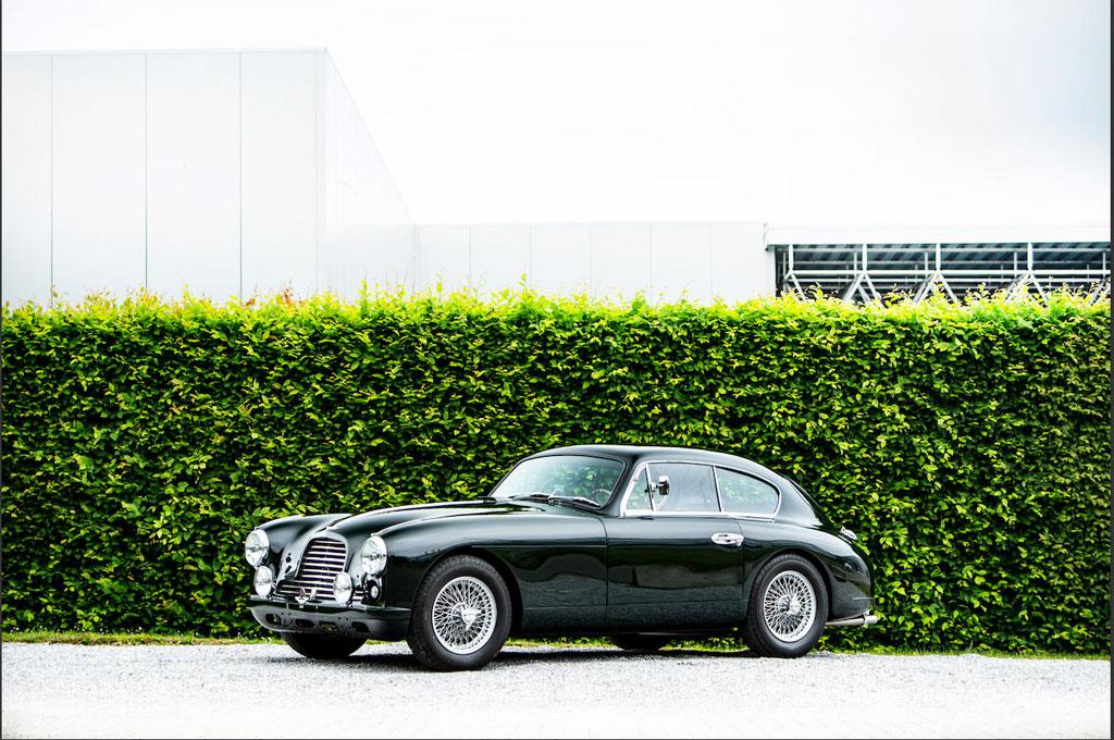 1953 Aston Martin DB2/4 Mark I 2.6 Litre Sports Saloon - Bonhams Chantilly