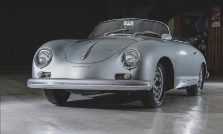 Taj Ma Garaj, une collection variée de 30 Porsche et Volkswagen