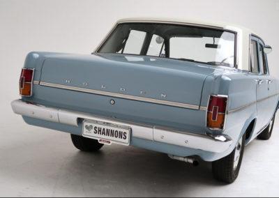 1963 Holden EH Special Sedan vue arrière.