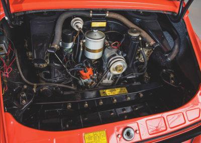 1969 Porsche 912 Coupé Karmann moteur de la 356 SC - Taj Ma Garaj.