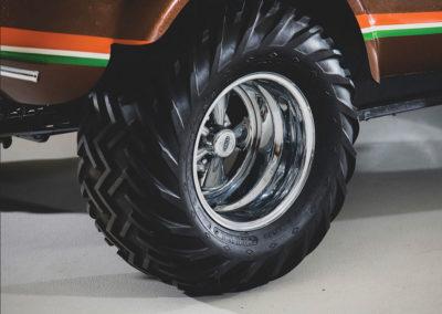 1971 Mangosta Sport Buggy pneus spéciaux - Taj Ma Garaj.