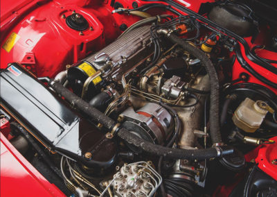 1981 Porsche 924 Carrera GTS Clubsport moteur de 245 chevaux - Taj Ma Garaj.