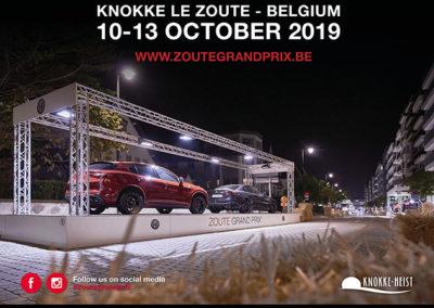 2019 Zoute Grand Prix Zoute Top Marques.