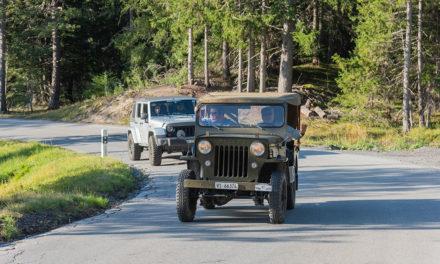 Le Jeeping | Une balade de 20 kilomètres sur les hauteurs de Crans-Montana
