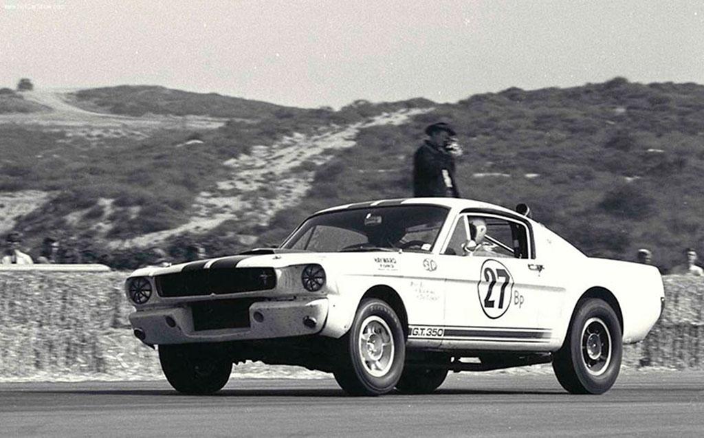 Shelby GT 350 R a connu le succès dans les compétitions automobiles organisées par la SCCA.