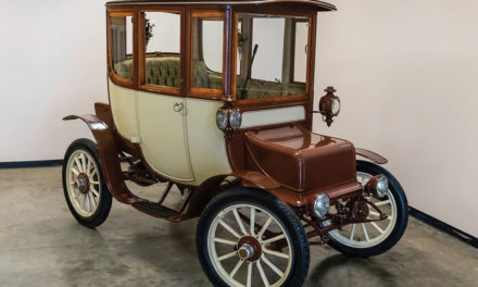 Rauch & Lang | La voiture électrique haut de gamme du début du 20e siècle