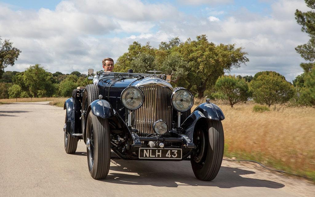 Bentley 8-Litre Tourer   Star incontestée de la Collection Sáragga