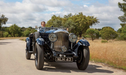 Bentley 8-Litre Tourer | Star incontestée de la Collection Sáragga