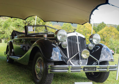1938 Horch 853A SportCabriolet - CHF 304 750