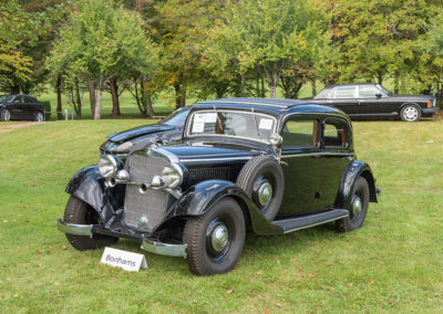 1941 Mercedes-Benz 230 Limousine A - CHF 71 875