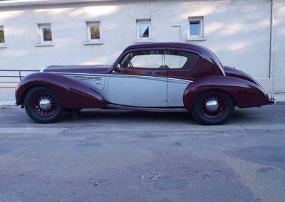 1946-1954 Delage D6 3 litres Époqu'Auto 2019.