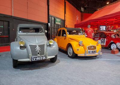 1948-1990 Citroën 2CV Époqu'Auto 2019.