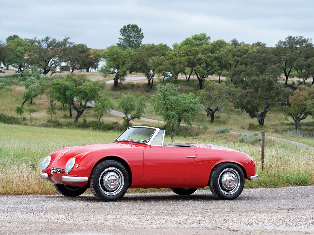 1955 WD Denzel 1300 - Sold for € 314 375.