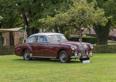 1956 Aston Martin Lagonda 3-Litre - CHF 69 000
