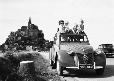 1959 Citroën 2CV AZ @G. Guyot Époqu'Auto 2019.