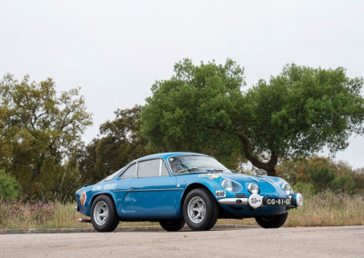 1972 Alpine Renault A110 1300 - Sold for € 195 500.