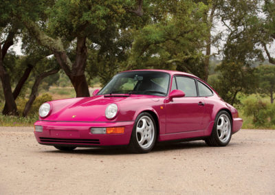1992 Porsche 911 Carrera RS - Sold for €241 250.
