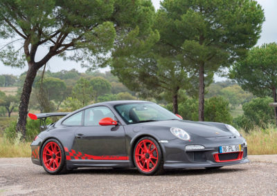 2010 Porsche 911 GT3 RS - Sold for 174 800.