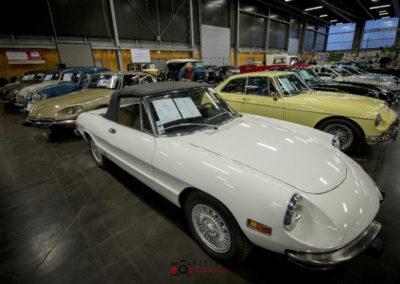 Alfa Romeo, MG B, DS, tous styles pour tous les goûts à Historic Auto.