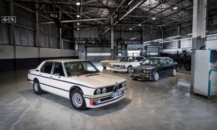 BMW 530 MLE | Renaissance d'une championne après des années de recherche