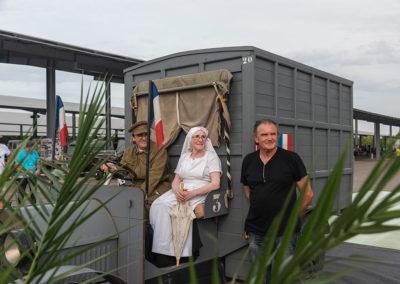 Concours d'État, Ambulance de la première guerre mondiale