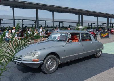 Concours d'État, Citroën DS 23 Pallas