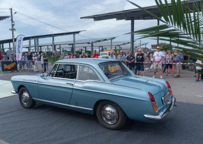 Concours d'État, Peugeot 404 Coupé