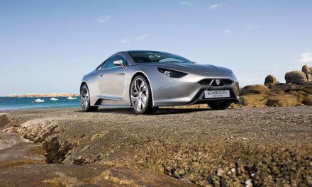Furtive e-GT | Une Supercar de la société Exagon, trop en avance sur son temps