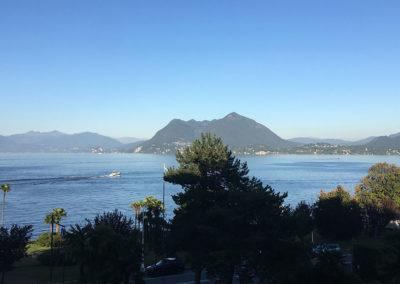 Lago Maggiore sous le soleil.